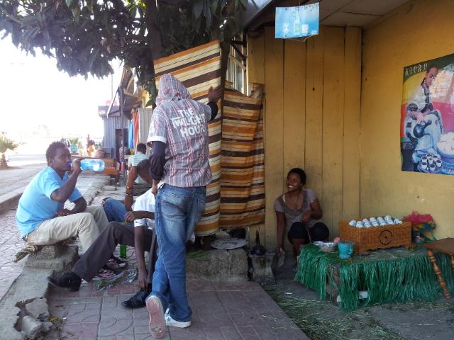 Liikumise võlud Etioopias