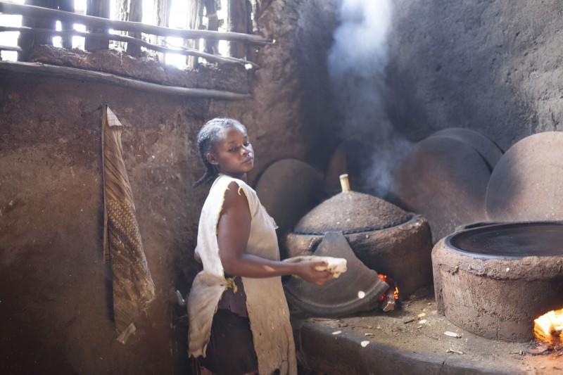 Leiva küpsetamine