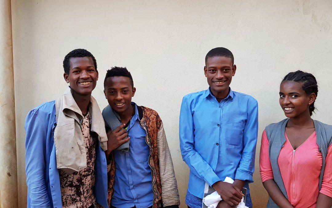 9 aastat Lõuna-Etioopias