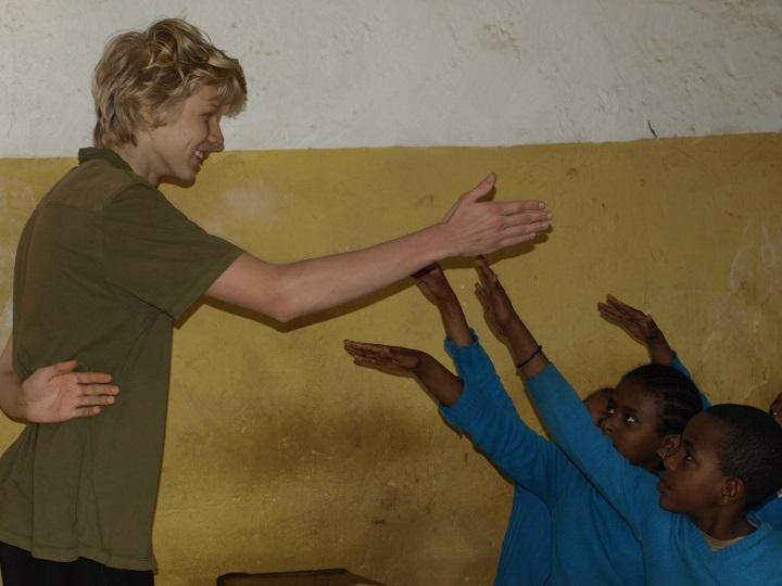 Noore õpetajana Etioopias